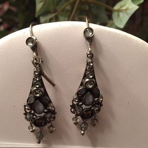 Sorrelli Earrings Chandelier Style Preloved